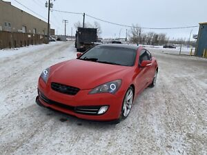 2010 Hyundai genesis coupe 3.8L GT fully loaded 118xxxKM