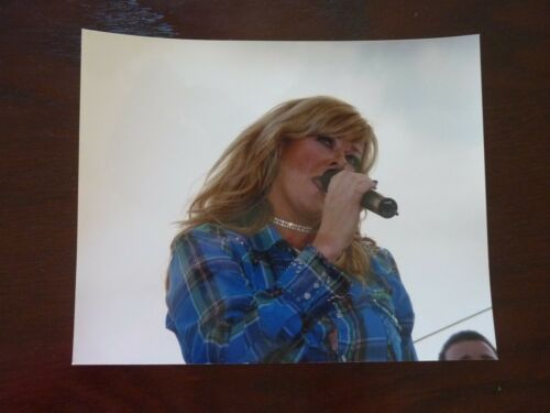 Jamie O'Neal Country Music Singer 8x10 Color Promo Photo