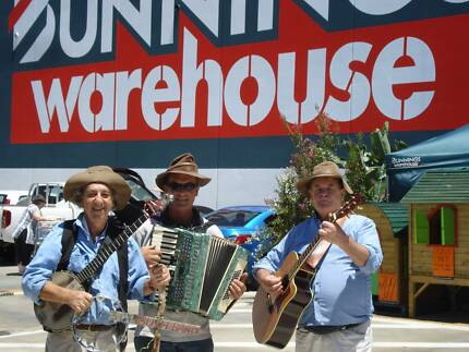 3-UP  AUSSIE IRISH BUSH BAND Mount Lawley Stirling Area Preview