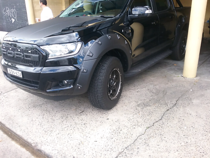 Brand new Grid GDO4 rims with brand new all terrain tyres $2400