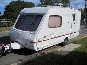 2003 Swift Jura 460-2 lightweight Touring Caravan[Sale pending] Morayfield Caboolture Area Preview