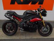 2014 TRIUMPH SPEED TRIPLE 'R' Klemzig Port Adelaide Area Preview