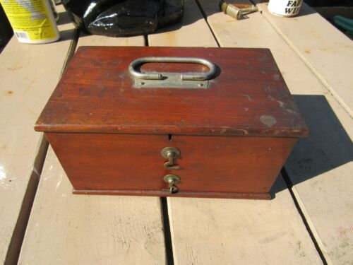 Antique Dry Cell Battery Electric Machine Quack Medical Shock Therapy #2