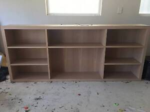 Joinery shelving cabinet Seaforth Manly Area Preview