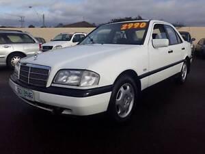 1997 Mercedes-Benz C180 CLASSIC Automatic Sedan Kings Meadows Launceston Area Preview