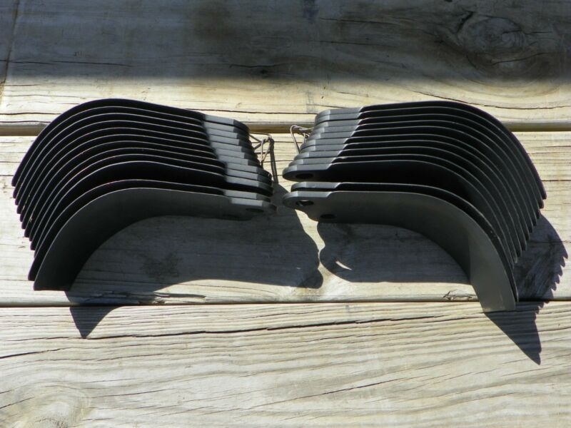 Baltic Tiller Tines, Models 70-180 Twelve  (12) Each Codes 04500059 & 004500060