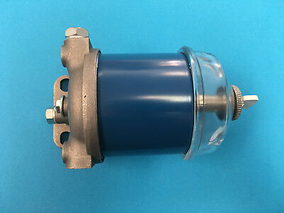 Ford Tractor Fuel Filter Assembly 3600 4600 5600 7000 7600 Glass Bowl C5ne9165c