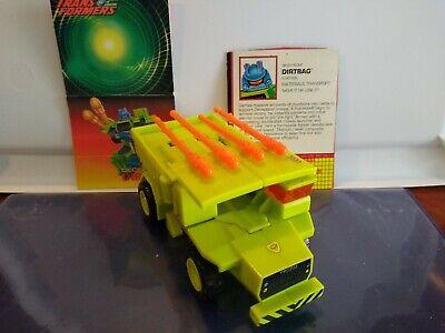 Transformers Generation 2 Decepticon Auto Roller Dirtbag