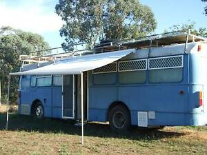 Motorhome leyland tiger cub bus Barnawartha Indigo Area Preview