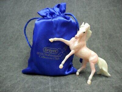 Dapples and Dots 6036 Valegro Andalusian Stablemate Model Horse Breyer NIB