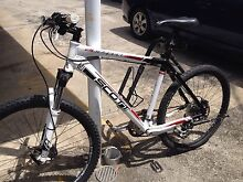 Scott Aspect 20 MTB, hydraulic disc brakes, 27 speed, Medium size Neutral Bay North Sydney Area Preview