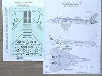 Microscale Decal 1:48 Scale #48-1103 F-14B Tomcat Upgrade VF-32