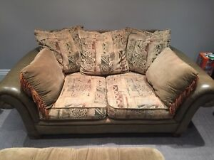 Couch -Love Seat - no stains, no scratches no tears