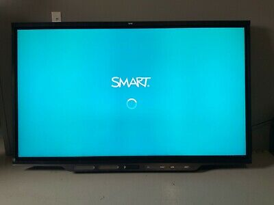 Smart Technologies Smart Board 7386p-i5 86 Interactive Display Touchscreen