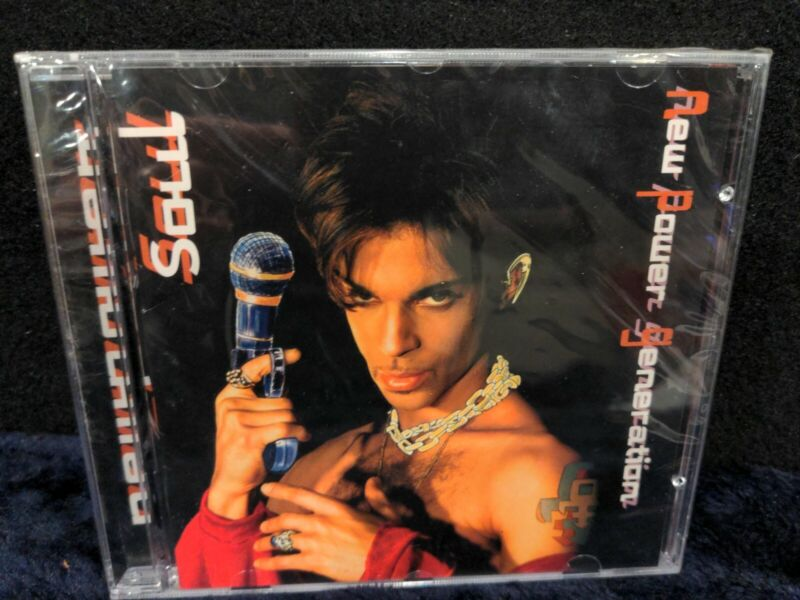 New Power Soul (NPG) by New Power Generation/Prince (CD,1998,) NEW SEALED
