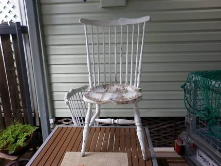 OLD WOODEN CHAIRS - Antique Chair In Brisbane Region, QLD Gumtree Australia Free