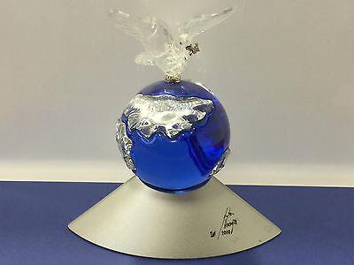 SWAROVSKI FIGUR CRYSTAL PLANET 2000 ((( TOP ZUSTAND ))) (Crystal Planet)