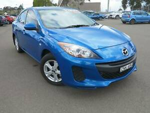 2013 Mazda 3 Medlow Bath Blue Mountains Preview