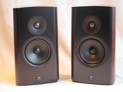 Thiel Audio TM3 Audio Monitor Speaker Pair (Espresso Finish) for sale  Shipping to South Africa