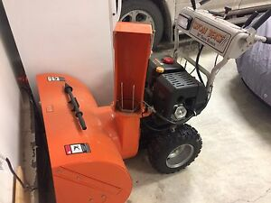 "36"" Snow Beast Snow Blower with electric start"