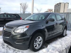2017 Chevrolet Equinox LS/ AWD/ *Mountains ARE Calling!*