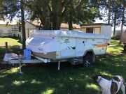 Jayco eagle outback  Mount Tarampa Somerset Area Preview