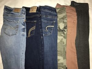 00 Assorted Jeans