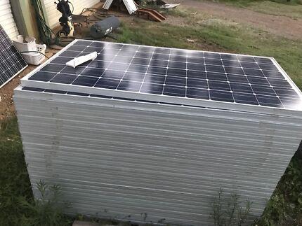 5 kw Solar panels