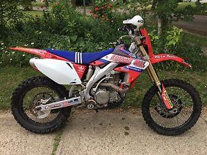 2006 CRF450X
