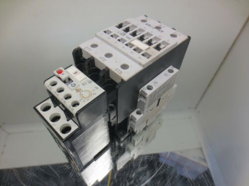 C3CONTROLS 300-S50N30 CONTACTOR W/ 320-B4 OVERLOAD RELAY
