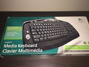 Brand New Logitech Keyboard