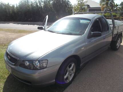 2004 Ford Falcon Ute Kirwan Townsville Surrounds Preview