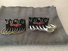 New MANGO Costume Earrings X 2 Sets Conder Tuggeranong Preview