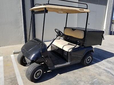 EZGO EZ-GO 36V 36 Volt 2 Passenger Seat Utility Box Trunk Golf Cart Car