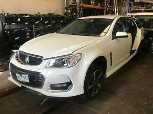 Now wrecking Holden commodore vf series 2 sv6 wagon white Williamstown North Hobsons Bay Area Preview
