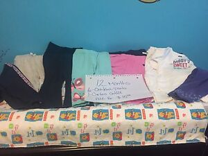 6-12 months/ 12 months girl clothing