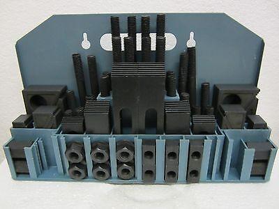 58 Pcs Clamping Kit 12 - 13 Table Slot 58