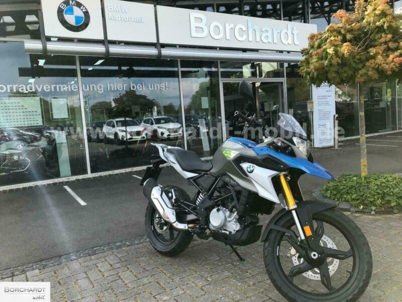 BMW G310GS, ABS Model 2020