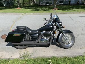 2004 Honda Shadow Aero