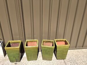 Ceramic plants pots for sale Airport West Moonee Valley Preview