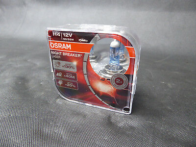 OSRAM Night Breaker H4 12V 60/55W DuoBox NEU