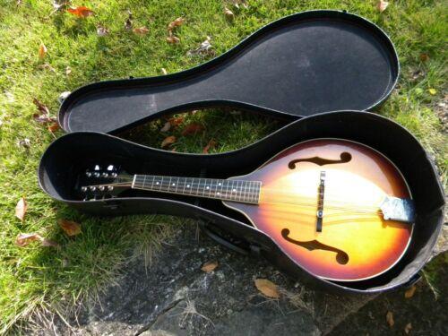 george washburn mandolin model M-1STS