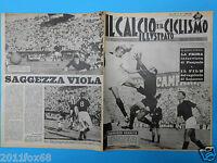 1961 Il Calcio E Ciclismo Illustrato 39 Torino Fiorentina Hamrin Udinese Bologna -  - ebay.it