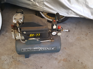 Air compressor Burton Salisbury Area Preview
