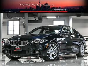 2014 BMW 535i M-SPORT|HUD|B.SPOT|LDW|NAVI|360|FULLY LOADED