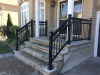 Aluminum Railings 416-887-3335