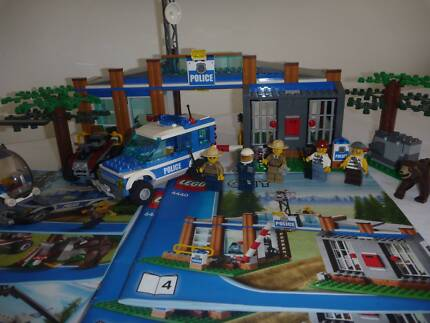 Lego City Police Car Instructions 7286 89740 Investingbb