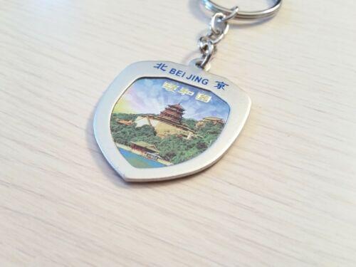 Beijing Summer Palace Keychain