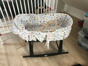 Jolly Jumper bassinet and rocking stand