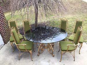 Mid Century Dining Set | eBay